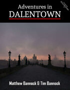 Adventures in Dalentown for DeScriptors RPG