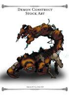 Demon Construct Stock Art