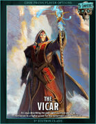 The Vicar - 5e Class