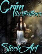 Standard Fantasy Stock Art - Wilderness Guardian