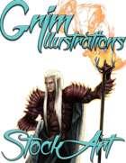 Basic Fantasy Stock Art - Warrior #3 (torso)