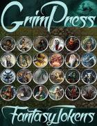 Fantasy Token Pack 1