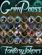 Fantasy Token Pack 3