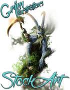Basic Fantasy Stock Art - Creature #1 (abada)
