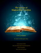 Libram of Magic Item Creation