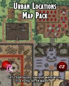 Premium Map Pack: Urban Locations
