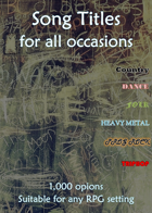 Song Titles for All Occasions