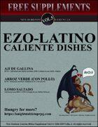 New Horizon: Ezorian Dishes Vol. 5 (Latino)