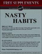 New Horizon: Nasty Habits Vol. 10