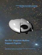 Ka-701 Gonolek Marine Support Fighter