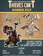 Kobold Paper Minis - Front Art Only