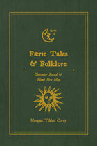 Faerie Tales & Folklore Character Record