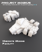 3D Printable Hibonite Mining Facility