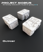 3D Printable Outpost