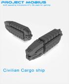3D Printable Cargo Ship