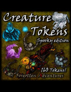 Creature Tokens Pack 3