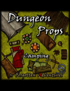 Dungeon Props - Camping