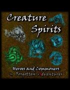 Creature Spirits Pack 2