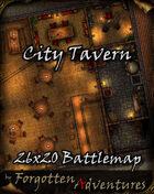 City Tavern 26x20 Battlemap