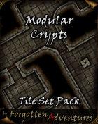Modular Crypts - Tile Set Pack