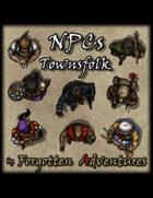 NPCs – Townsfolk