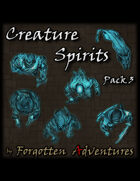 Creature Spirits Pack 3