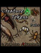 Creature Tokens Pack 6