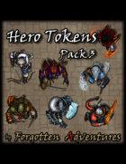 Hero Tokens Pack 3