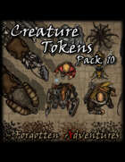 Creature Tokens Pack 10