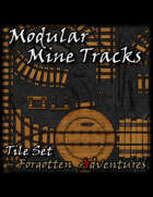 Modular Mine Tracks – Tile Set