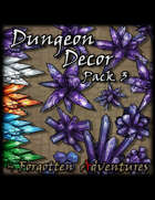 Dungeon Decor - Pack 3