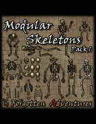 Modular Skeletons - Pack 1