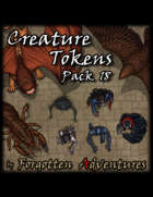 Creature Tokens Pack 18