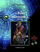 World of AEIOUS: The Rules ADvocate's Manual