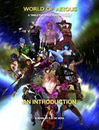 World of AEIOUS: An Introduction