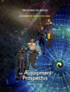World of AEIOUS: Æquipment & Powers [BUNDLE]
