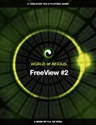 World of AEIOUS: FreeView #2