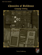 Chronicles of Ballidrous - Town Locations - The Sailor's Delight & The Blue Water Bath House