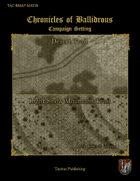 Chronicles of Ballidrous - Battle Maps - Desert Trail and Light Snow Mountain Trail