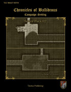 Chronicles of Ballidrous - Battle Maps - Sewer Pack 02