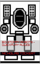 Big Stompy Robots: Quickplay Rules