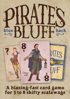 Pirate's Bluff (Blue Back)