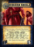 Guardian Angels - Custom Card
