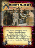 Stoker's Alliance - Custom Card