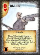 Bless - Custom Card