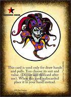 Grinning Joker - Custom Card