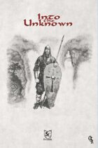 Into the Unknown - Player's Pack (PDF only) [BUNDLE]