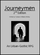 Journeymen 2e: An Urban-Gothic RPG