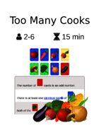 Too Many Cooks Beta v3