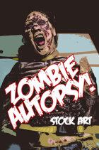 Wanderer's Stock Art: Zombie Autopsy